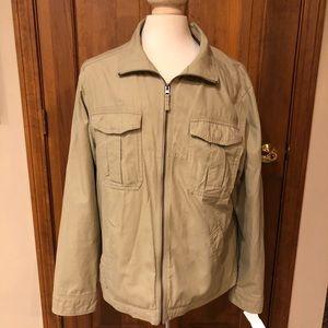 Timberland Cotton Jacket (XL)